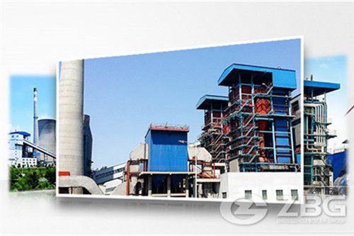 palm shell biomass boiler for palm oil mill