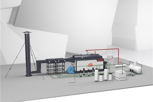 biomass boilers in the pharmaceutical industry